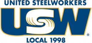 United Steelworkers Local 1998 Logo